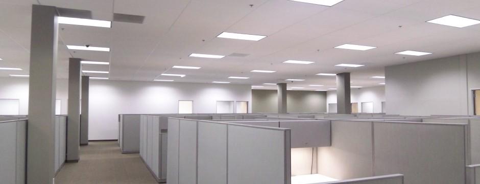 Office Lighting One Lambda T I