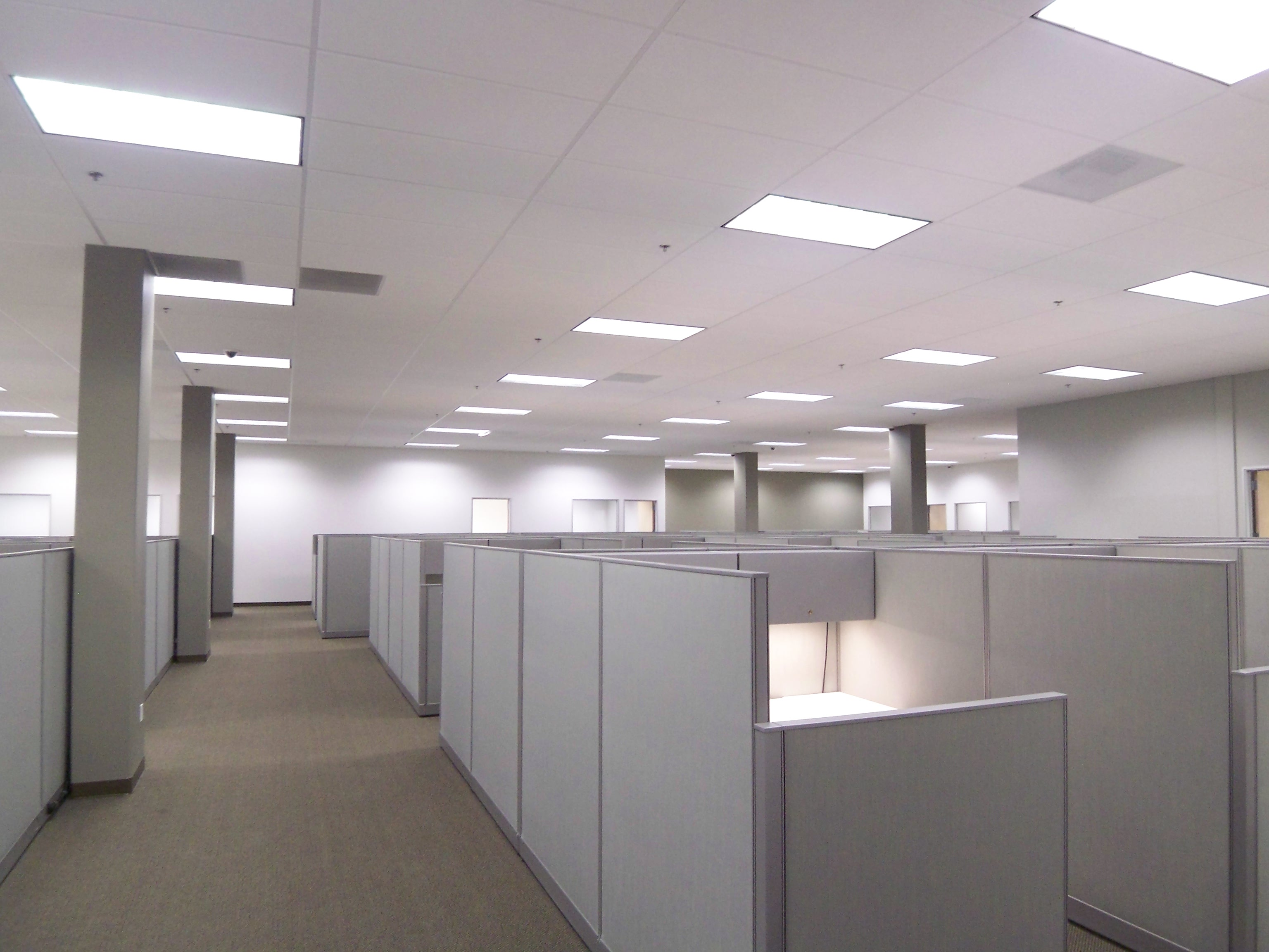 Commercial Lighting Tenant Improvement Bro Electric I